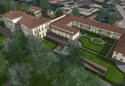 Villa Alari rendering
